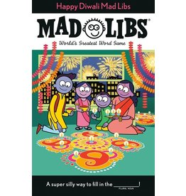 Games, Puzzles & Cards Happy Diwali Mad Libs