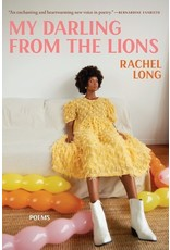 Books My Darling From the Lions by Rachel Long