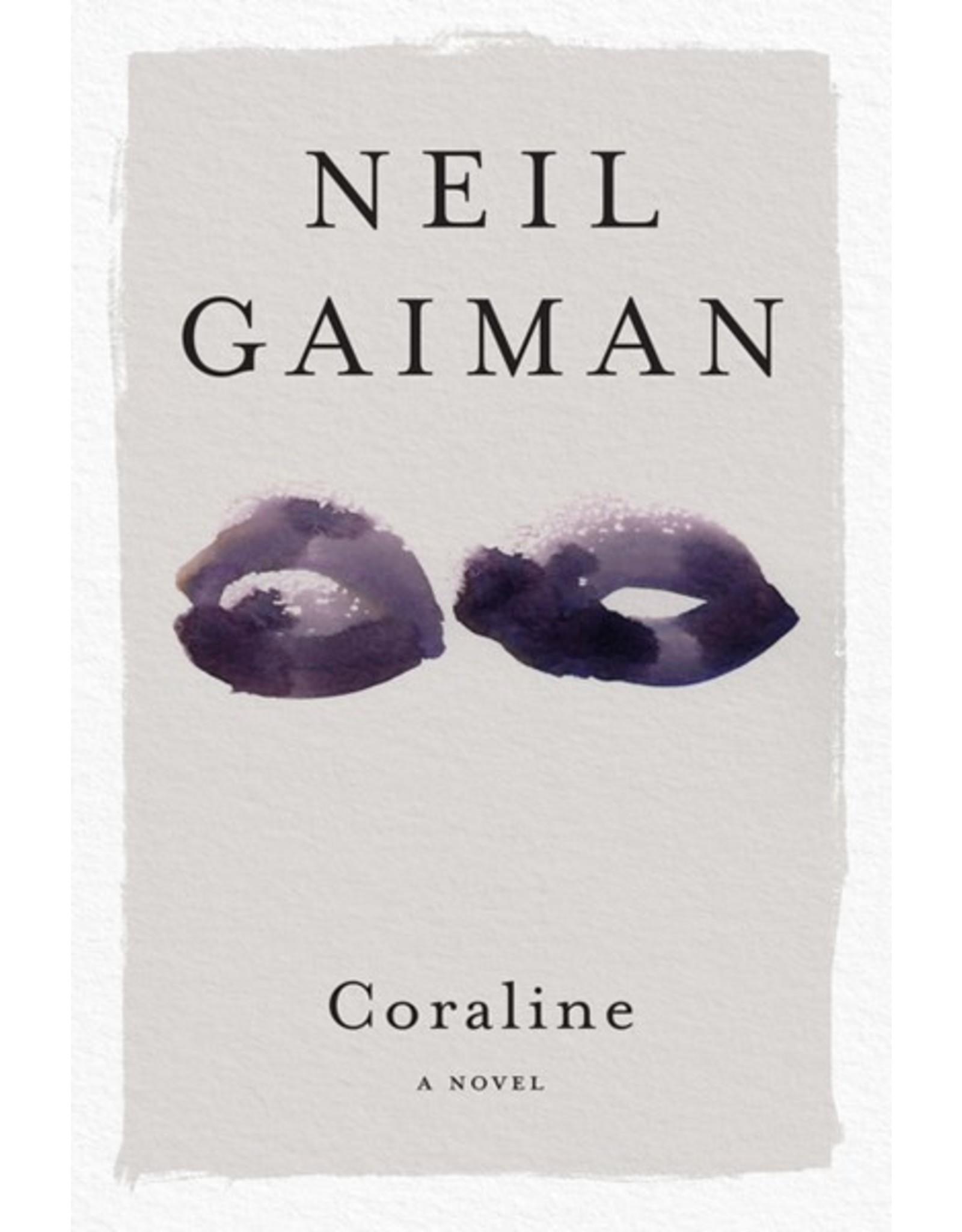 Books Coraline: A Novel by Neil Gaiman