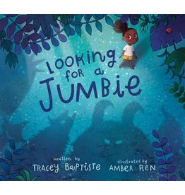 Books Looking for a Jumbie written by Tracey Baptiste  and Illustrated by Amber Ren