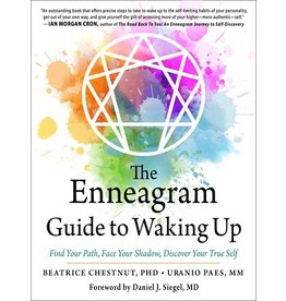 Books The Enneagram: Guide to Waking Up by Beatrice Chestnut, Ph.D and Uranio Paes, MM