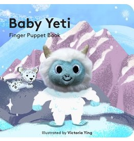 Books Baby Yeti: Finger Puppet Book
