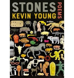 Books Stones: Poems by Kevin Young