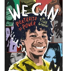 Books We Can : Portraits of Power by Tyler Gordon