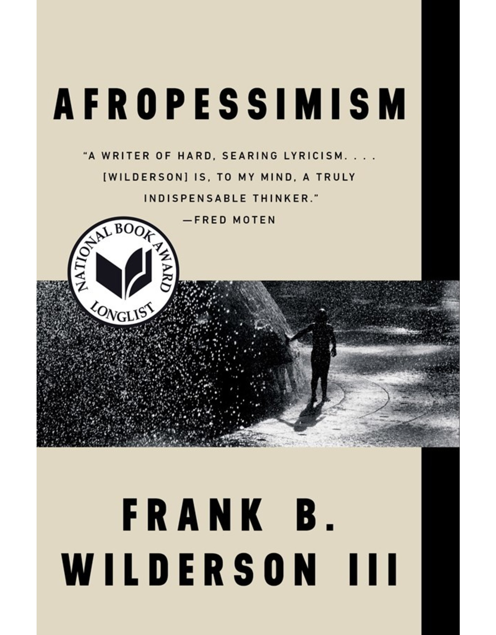 Books Afropessimism by Frank B. Wilderson III