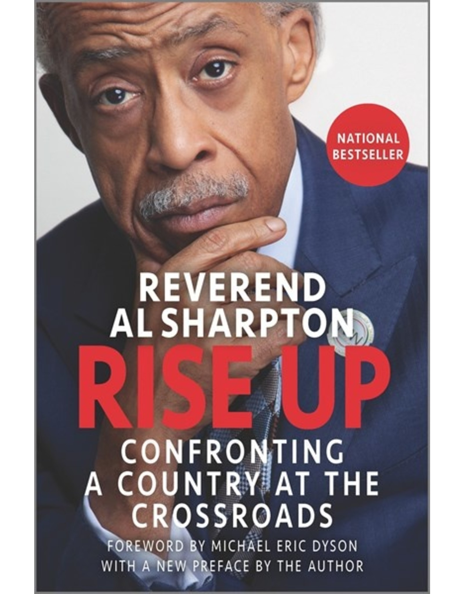 Books Rise Up: Confronting a Country at the Crossroads by Reverend Al Sharpton