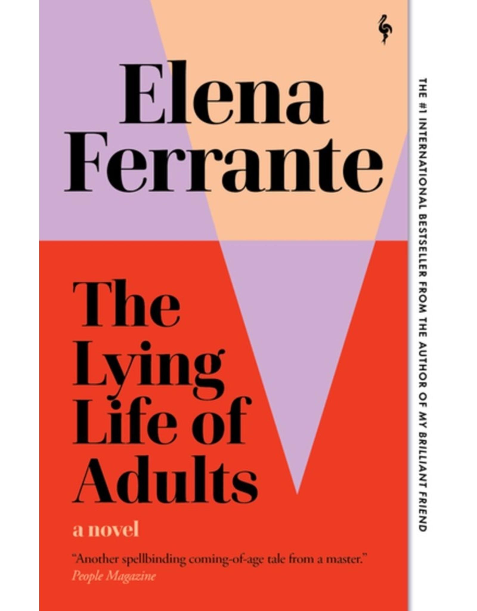 Books The Lying Life of Adults : A Novel by Elena Ferrante