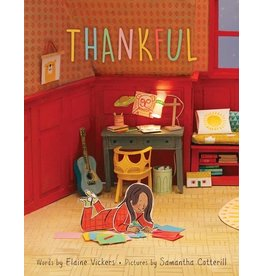 Books Thankful words by Elaine Vickers pictures by Samatha Cotterill (Holiday Catalog 21)