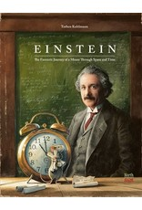 Books Einstein : The Fantastic Journey of a Mouse Through Space and Time by Torben Kuhlmann (Holiday Catalog 21)