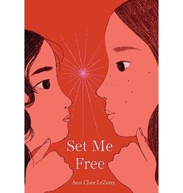Books Set Me Free by Ann Clare LeZotte (Holiday Catalog 21)