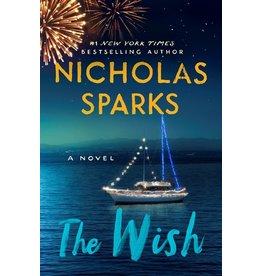 Books The Wish : Novel by Nicholas Sparks (Holiday Catalog 21)