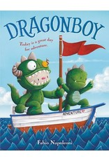 Books Dragonboy: Today is a great day for adventure by Fabio Napoleoni (Holiday Catalog 21)
