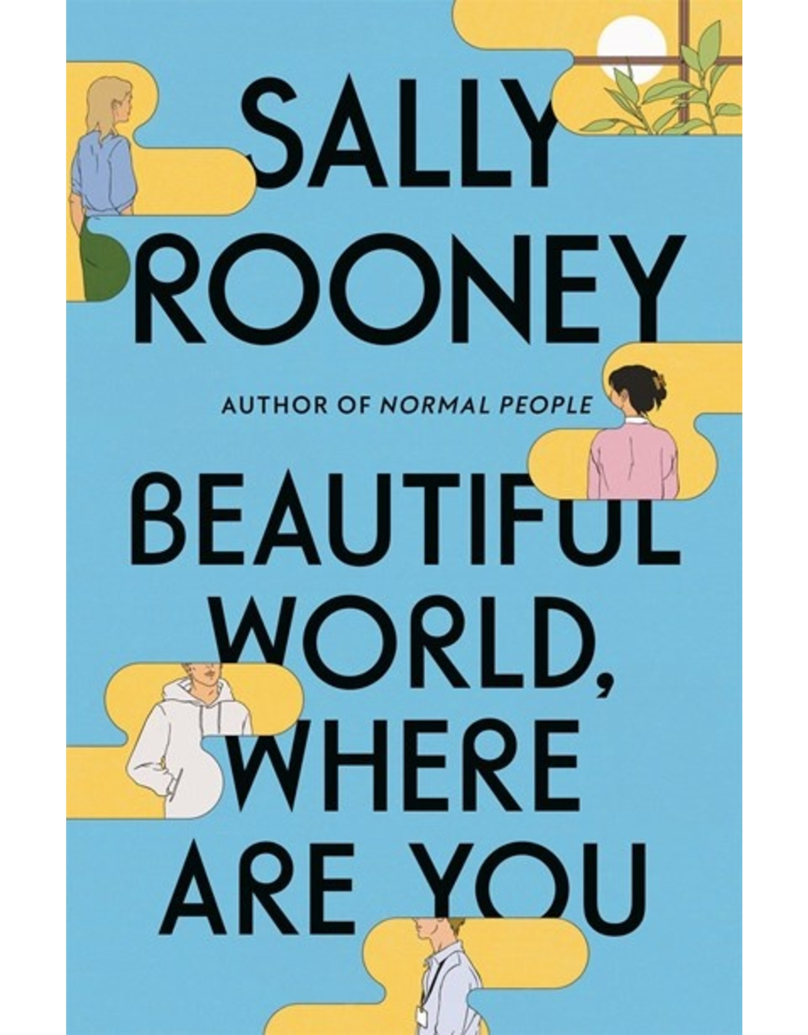 Books Beautiful World, Where Are You by Sally Rooney ( Holiday Catalog 21)