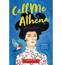 Books Call Me Athena : Girl From Detroit : A Novel in Verse by Colby Cedar Smith (Holiday Catalog 21)