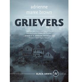 Books Grievers by adrienne maree brown (Black Dawn Series)