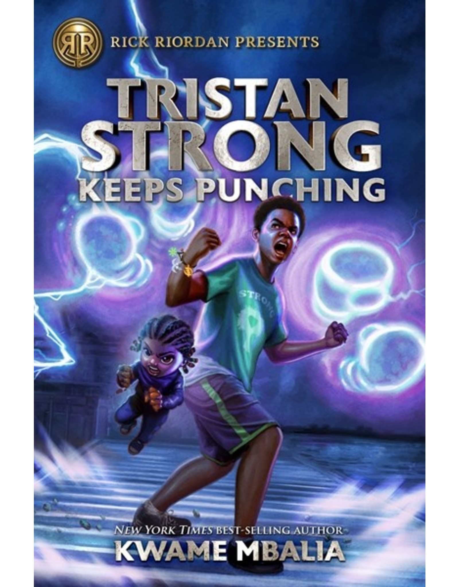 Books Tristan Strong Keeps Punching by Kwame Mbalia