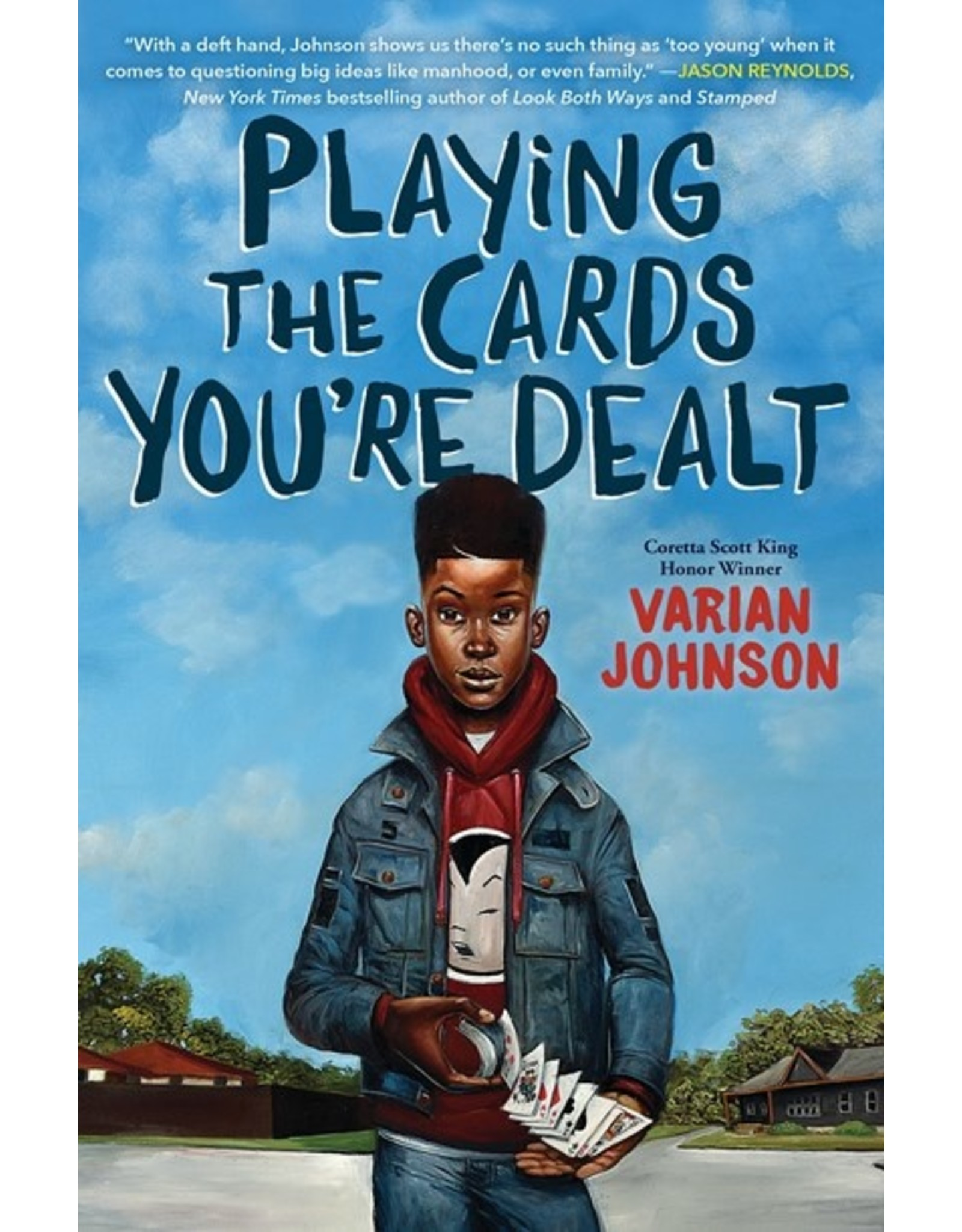 Books Playing the Cards You're Dealt by Varian Johnson