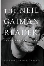 Books The Neil Gaiman Reader: Selected Fiction  Forward by Marlon James