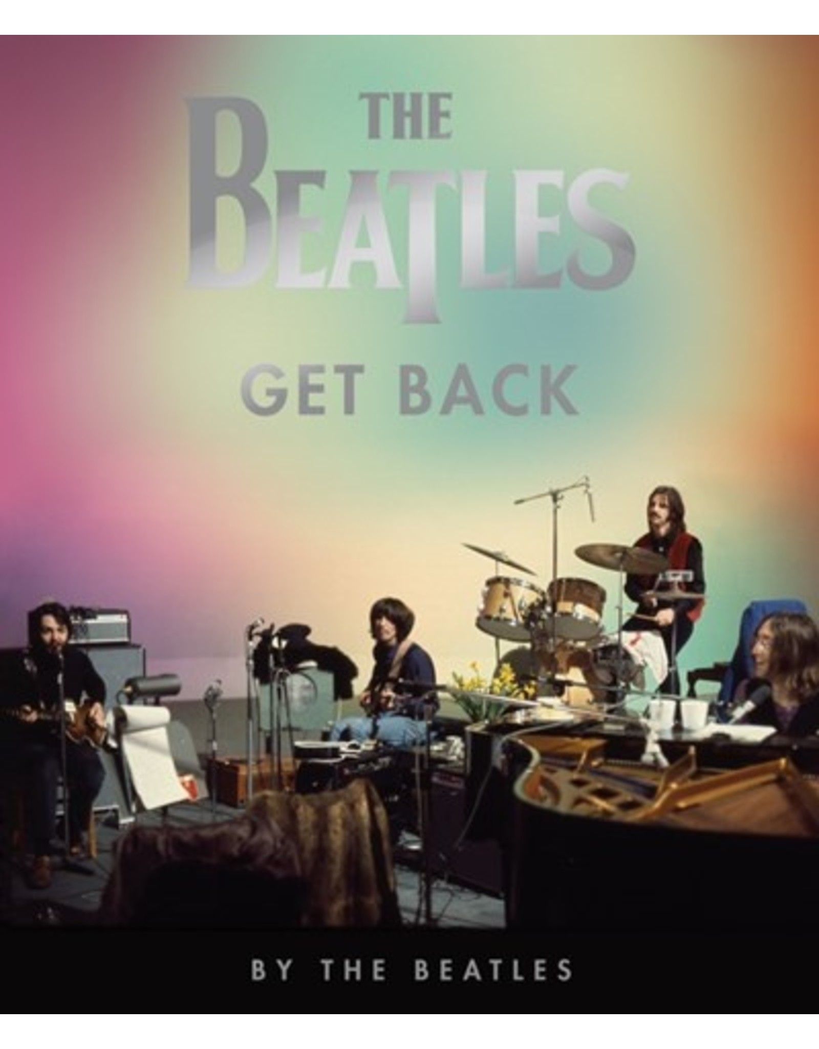 Books Beatles Get Back  By The Beatles