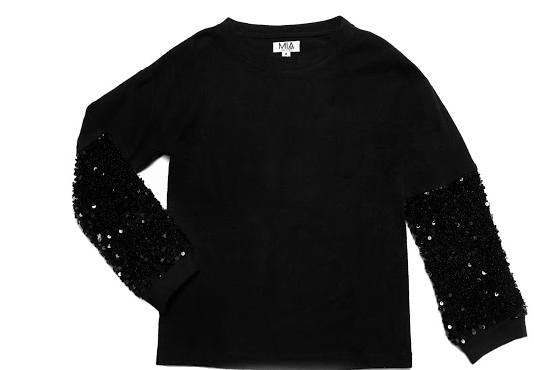 Mia New York Mia Sequin Sweater