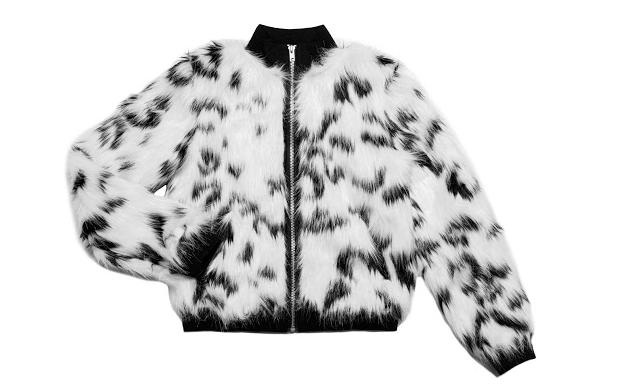 Mia New York Snowleopard Jacket