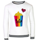 Lola and the Boys Popcorn Sweatshirt