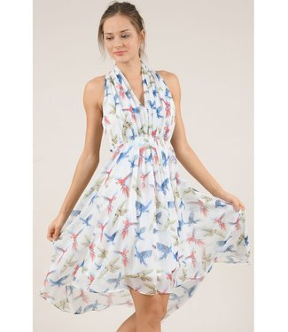 Molly Bracken Printed Dress