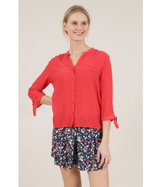Molly Bracken Red Blouse