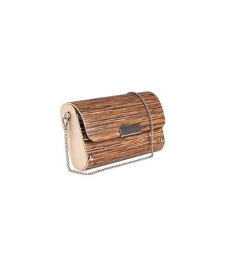 Sol Design Small Brown Clutch
