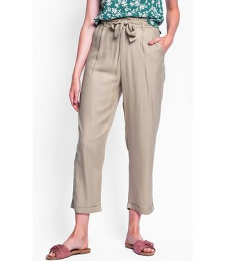 Pink Martini Green Pants With Tie