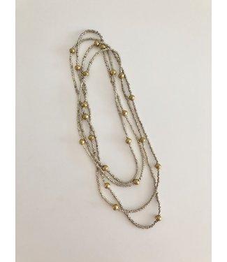 Entoto Long Artillery Necklace