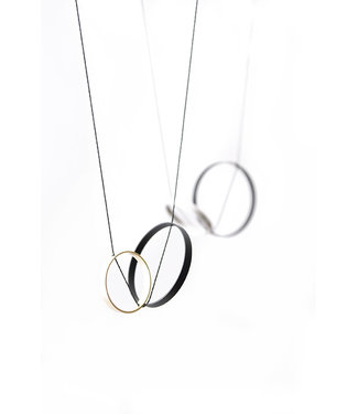 Pursuits Geometric Necklace