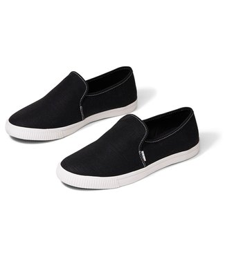 Toms Black Slip-on