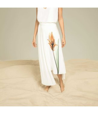 LezaLez Pleated Skirt
