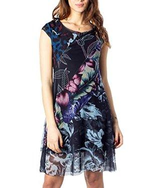 Desigual Short Vest Dress
