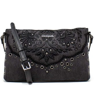 Desigual Black Crossbody