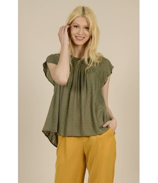 Molly Bracken Smock Band Top