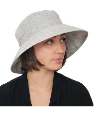 Puffin Gear Linen Chambray Garden Hat