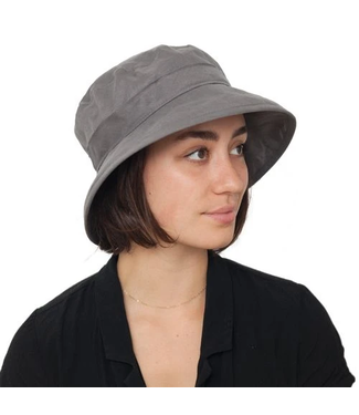 Puffin Gear Summer Breeze Linen Bowler Hat