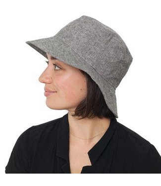 Puffin Gear Linen Tweed Crusher Hat