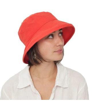 Puffin Gear Clothesline Linen Slouch Hat