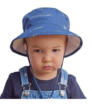 Puffin Gear Child Camp Hat