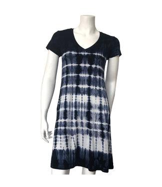Point Zero Tie Dye Dress