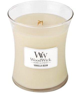 Wood Wick Candle - Vanilla Bean