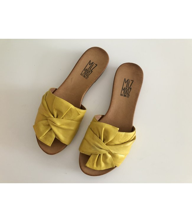 Miz Mooz ANGELINA Sandals - Yellow
