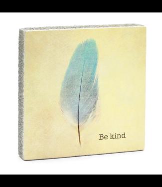 Cedar Mountain Art Block - Be Kind