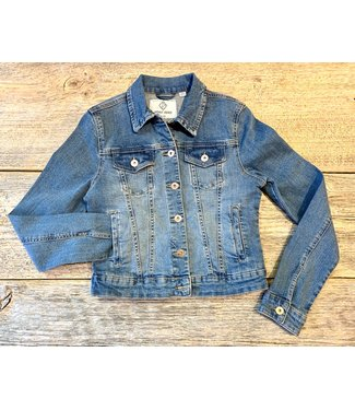 Point Zero Light Denim Jacket