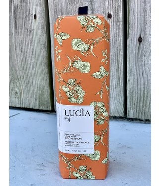 Lucia 4 - Green Orange & Oak Moss