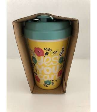 Chic Mic Bamboo cup - Yes You Can