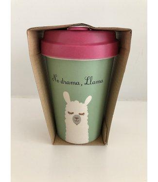 Chic Mic Bamboo cup - No Drama Lama
